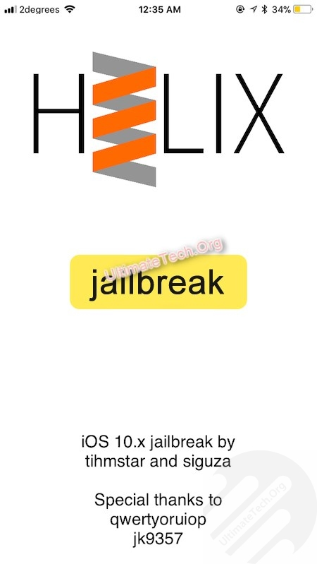 How to Jailbreak iOS 10 and iOS 10.x? [H3lix]