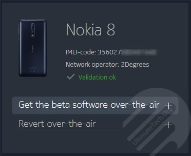 Download and Install Nokia 8 Android Pie Beta Update [3 Methods]