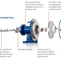 Centrifugal Pump Mechanical Seal Diagram C2 2 Molecular Orbital Hydraulic Pumps Plumbing