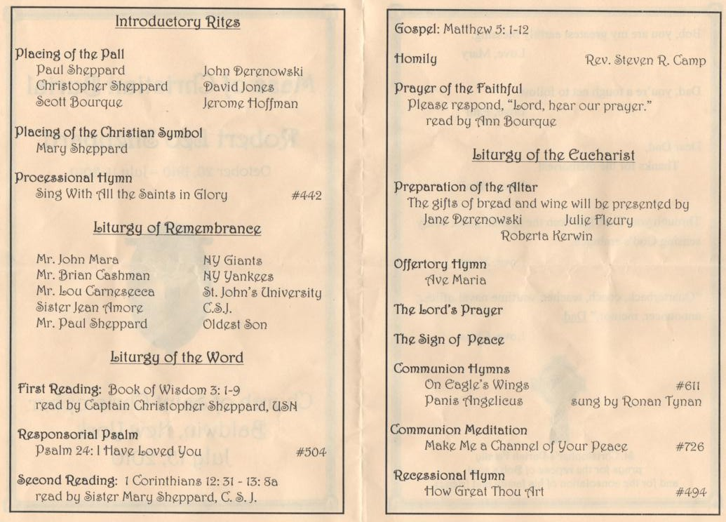 mass booklet templates - catholic funeral program funeral booklet 214 best