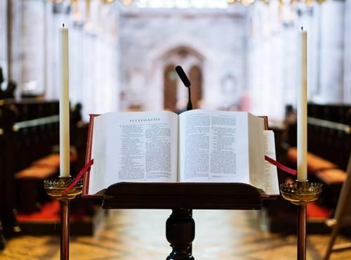 Crise no púlpito