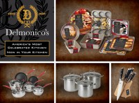 Ultima Consumer Products - The Home of Delmonico's Cookware