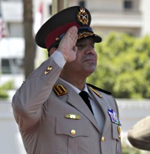Il generale Abd al-Fattah al-Sisi (fonte: de.wikipedia.org)