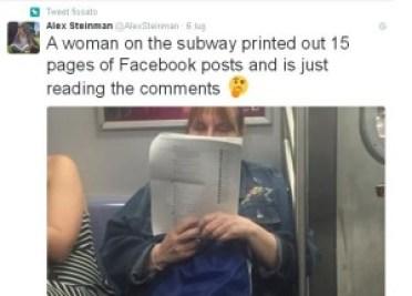 Facebook prende vita, si materializza sulla carta e diviene rivista