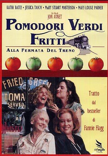 Pomodori verdi fritti un libro di fannie flagg e un film for Genio in sedia a rotelle
