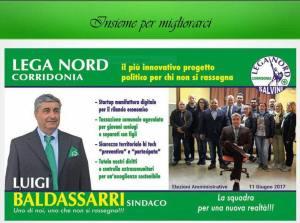 Luca Traini Lega Nord