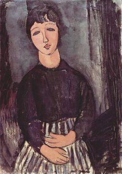Ultima Voce Modigliani ritratti