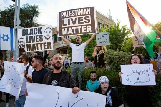 la disumana scelta di Israele: le vite dei palestinesi contano