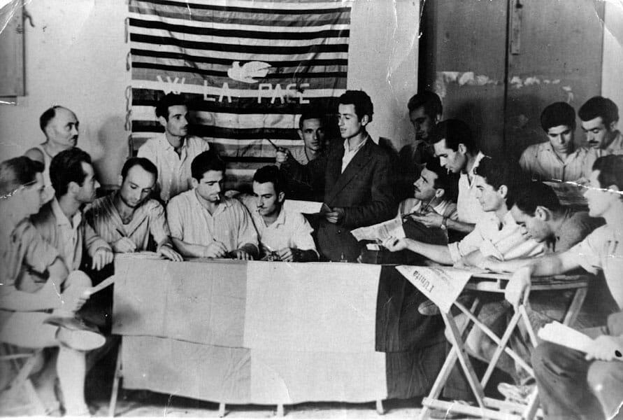 scrittori partigiani