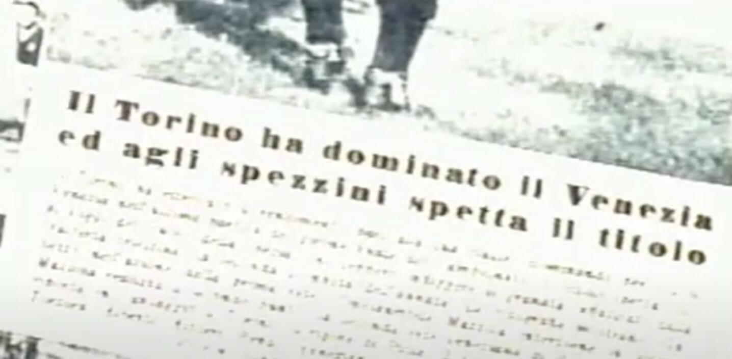 La Spezia 1944: il miracolo sportivo del 42° Corpo dei Vigili del Fuoco