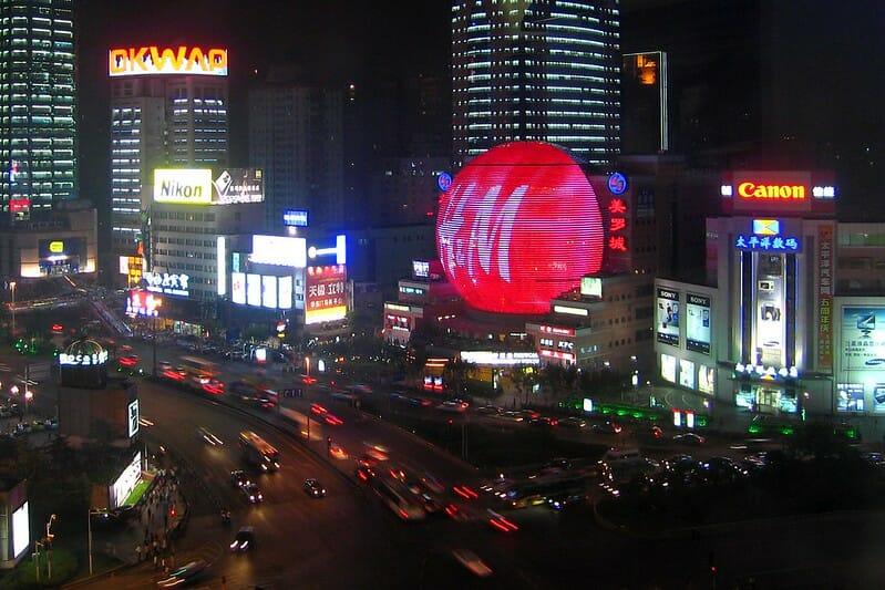 Cina boicotta H&M