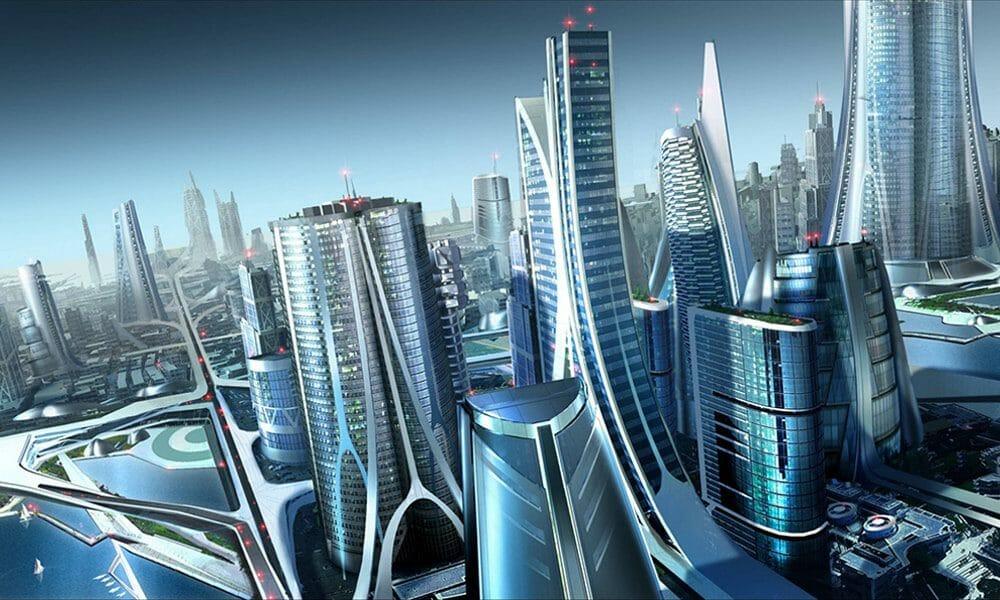 neom città saudita