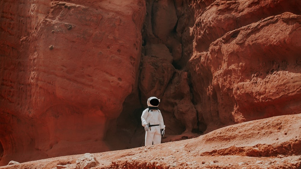 Ossigeno su Marte