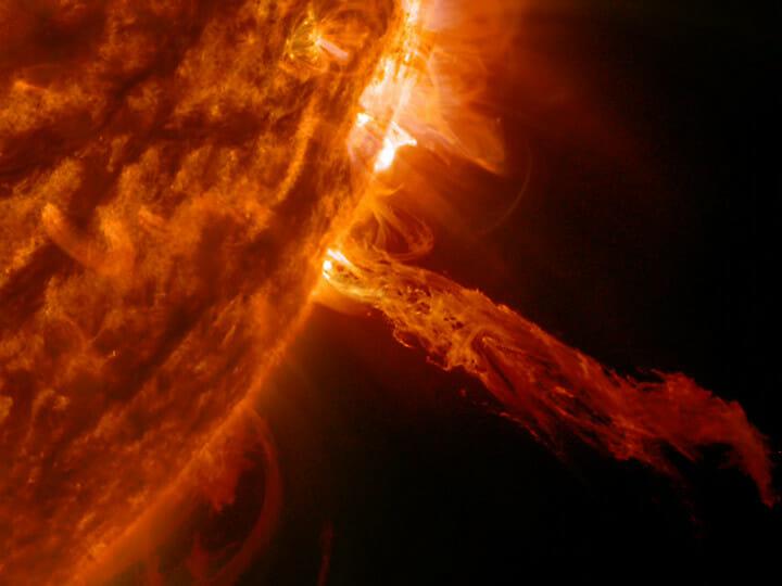 plasma solare