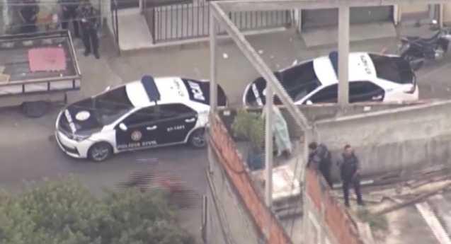 raid Rio de Janeiro
