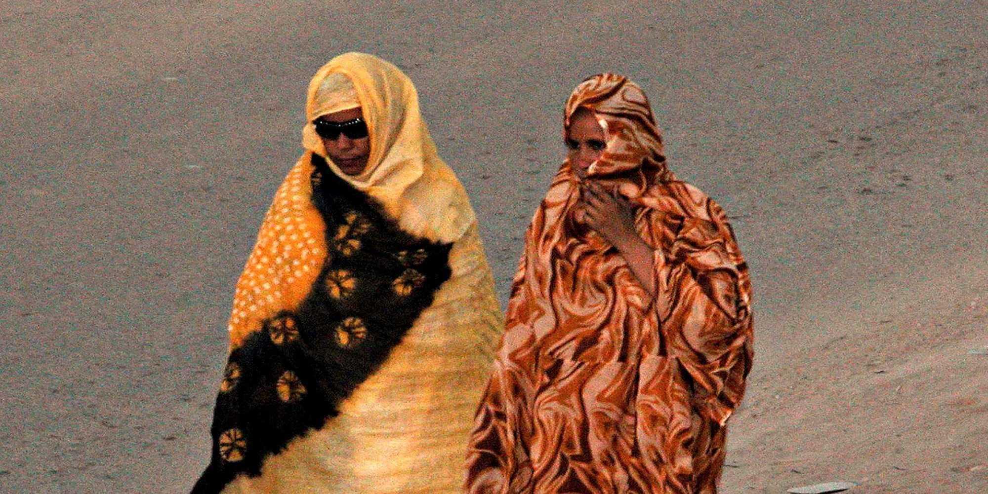 Donne mauritane