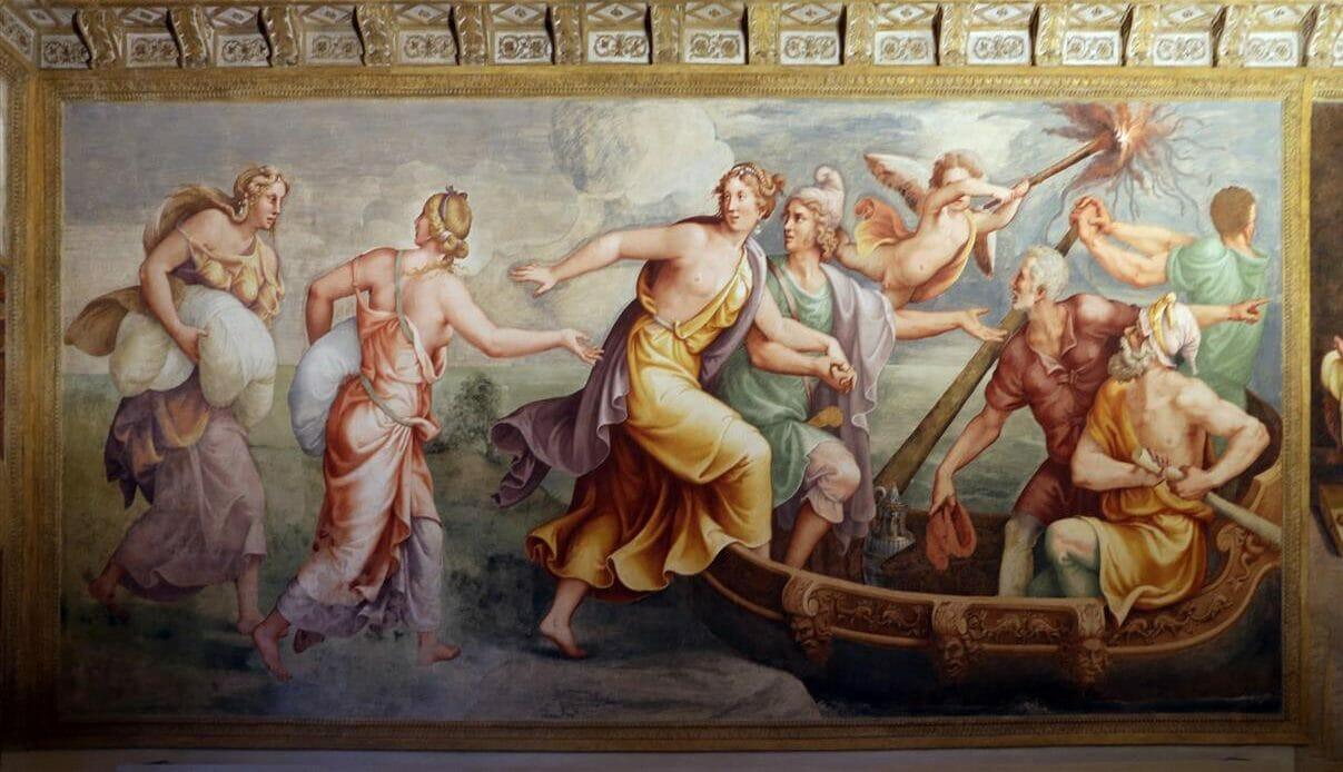 Palinodia: Stesicoro cambiò opportunamente idea su Elena di Troia