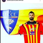 Cesare Bovo al Lecce