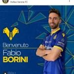 Borini al Verona