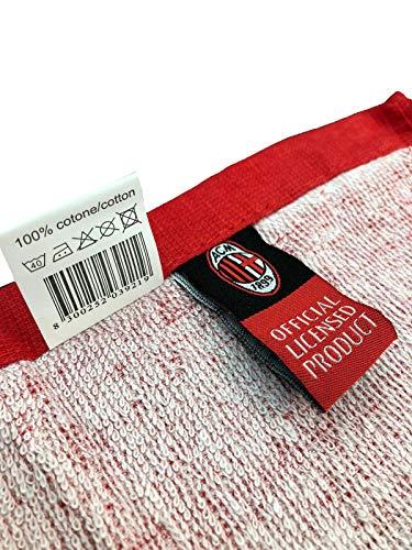 AC Milan Telo Mare RossoNero 70x140