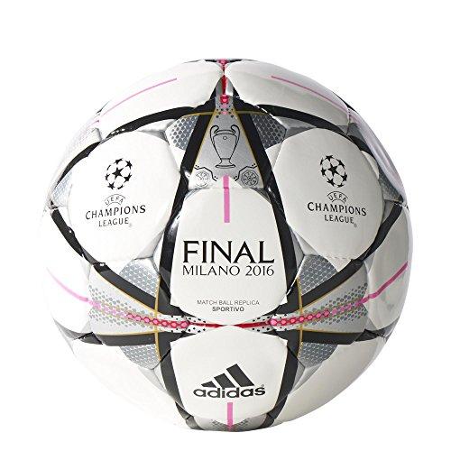 Adidas  Pallone Champions League Finale Milano 2016 Sportivo Grandezza 5