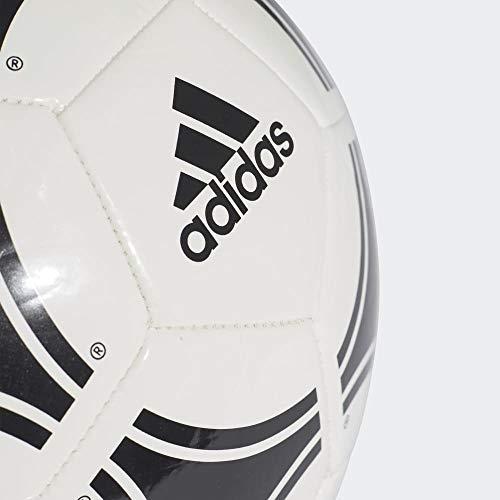 Adidas Pallone da calcio Uomo Tango Glider Bianco WhiteBlack Taglia 4