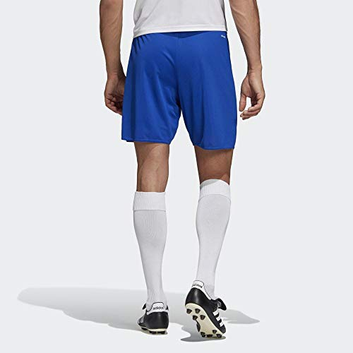adidas Parma 16 SHO Pantaloncini per Bambino Blu Bold BlueWhite 116