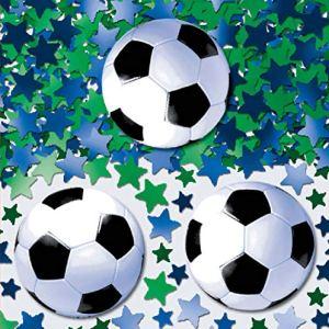 Amscan Confetti 14 gr Calcio Multicolore 7AM369903