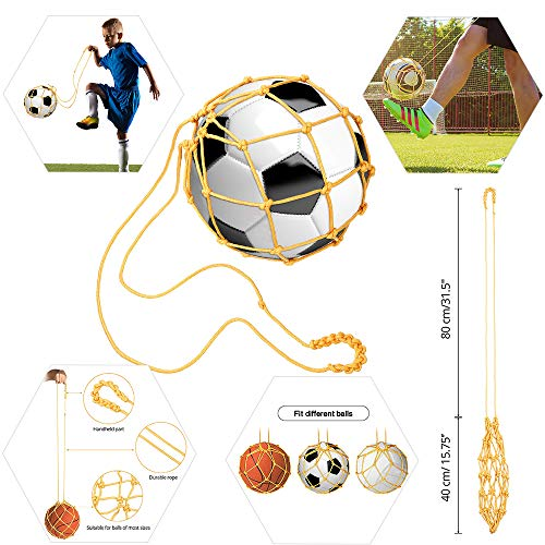 APERIL  Cintura regolabile per allenamento calcistico per principianti e bambini 2 pz