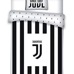 Dekbedovertrek Juventus polyester 140x200cm