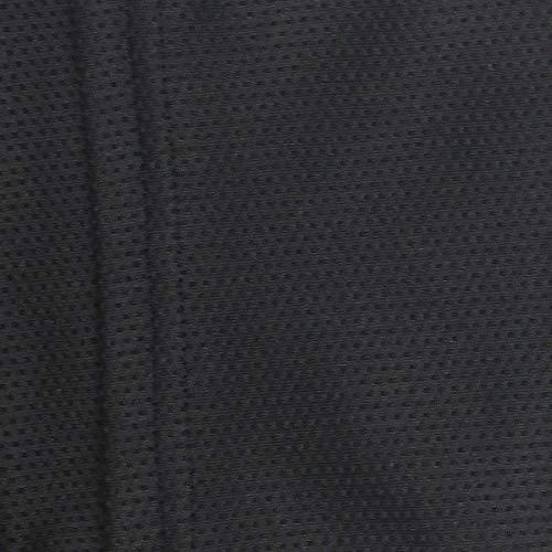 Dokpav Calcio parastinchi raddoppiare mazzo Calzini manicotto fisso parastinchi maniche a doppio strato con mesh traspirante Bambino adolescente adultoPartita di calcio No parastinchi di plastica
