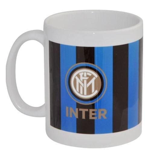 Giemme articoli promozionali  Tazza Mug Ceramica Scritte Inter Prodotto Ufficiale Idea Calcio Regalo 2Mod