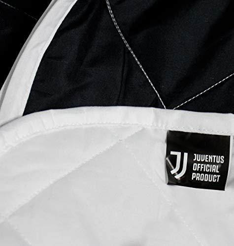 Juventus FC Copriletto Trapuntato Letto Singolo Una Piazza Trapuntino Primaverile 170 x 260 cm