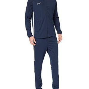 Nike Academy Track Suit K2 Tuta Blu Obsidian White 451 Medium Uomo