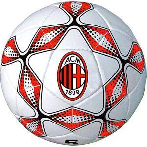 Pallone Milan Ufficiale Mondo in Cuoio Misura 5 Size PALMICU13276