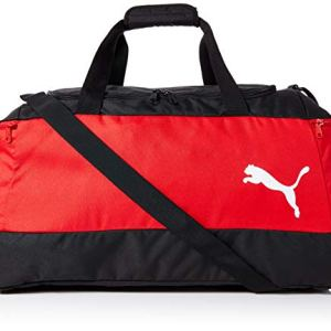 PUMA Pro Training II Borsa Unisex adulto Rosso Red Black S