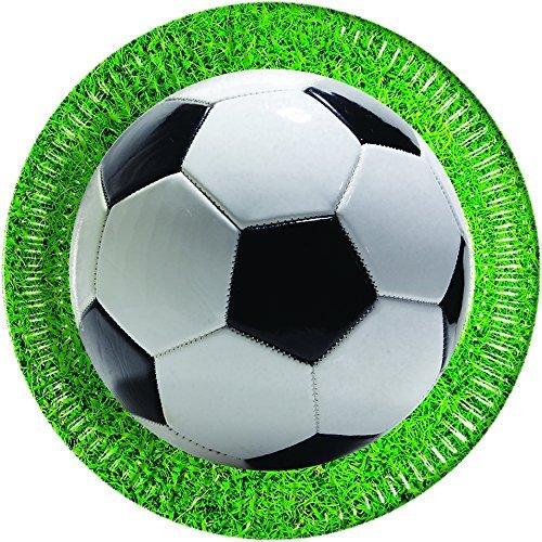 Set di accessori per feste calcio 52 pezzi