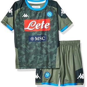 SSC NapoliKit Gara Away Bambino 20192020