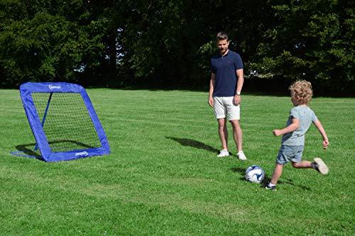 Sunsport Rebounder Trainer Blu 124x124 cm