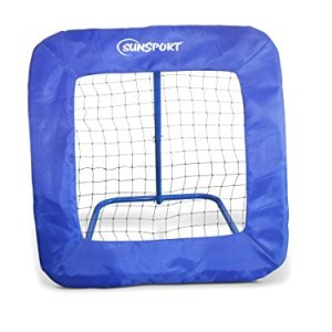 Sunsport Rebounder Trainer Blu 124x124 cm