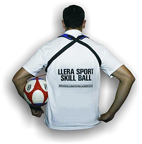 Trainer palla da calcioCalcio formazione attrezzature Calcio allenatore Pallone da calcio per allenamento Calcio solo Kicking pratica Soccer Skill BallScarpa da calcio