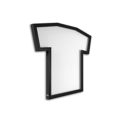 Umbra TFrame Cornice Tshirt per collezionisti 55 x 50 cm plastica  nero
