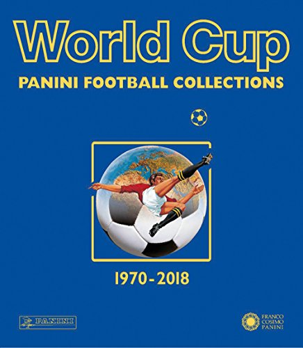 World cup Panini football collections 19702018