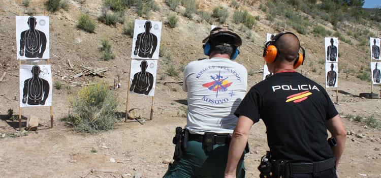 Resultado de imagen para imagenes entrenamiento policial