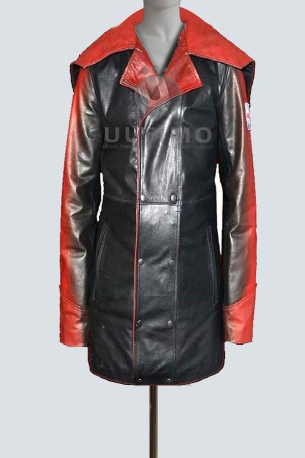 Devil Cry Dante Coat Dmc Costume
