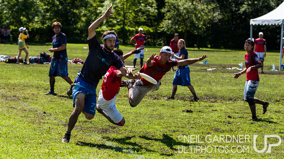 UltiPhotos: WUCC 2014 Day 3 Highlights Aug 4 &emdash;