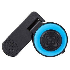Housse de manette de jeu vidéo de contrôleur de jeu Joypad support de tablette avec écran tactile Design ergonomique Housse de Legend et bien plus encore bleu
