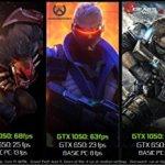 Ultra 4-Core DirectX 12 PC Gamer – Unité centrale Gaming Intel i7 920 4×2.93 GHz Turbo – GeForce GTX 1050 DDR5- Mémoire RAM 8Go DDR3 – Stockage 2000Go HDD – Win 10 Pro – Lecteur/Graveur DVD±RW #5683