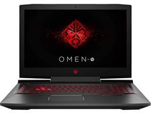 HP OMEN 17-an118nf PC Portable Gaming 17″ FHD Noir (Intel Core i7, 8 Go de RAM, 1 To + SSD 128 Go,Nvidia GeForce GTX 1050 Ti, Windows 10)
