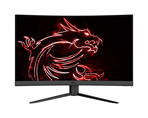 msi Optix G27C4 68,8cm (27″) FHD Gaming-Moniteur DP/HDMI FreeSync 165Hz 1ms